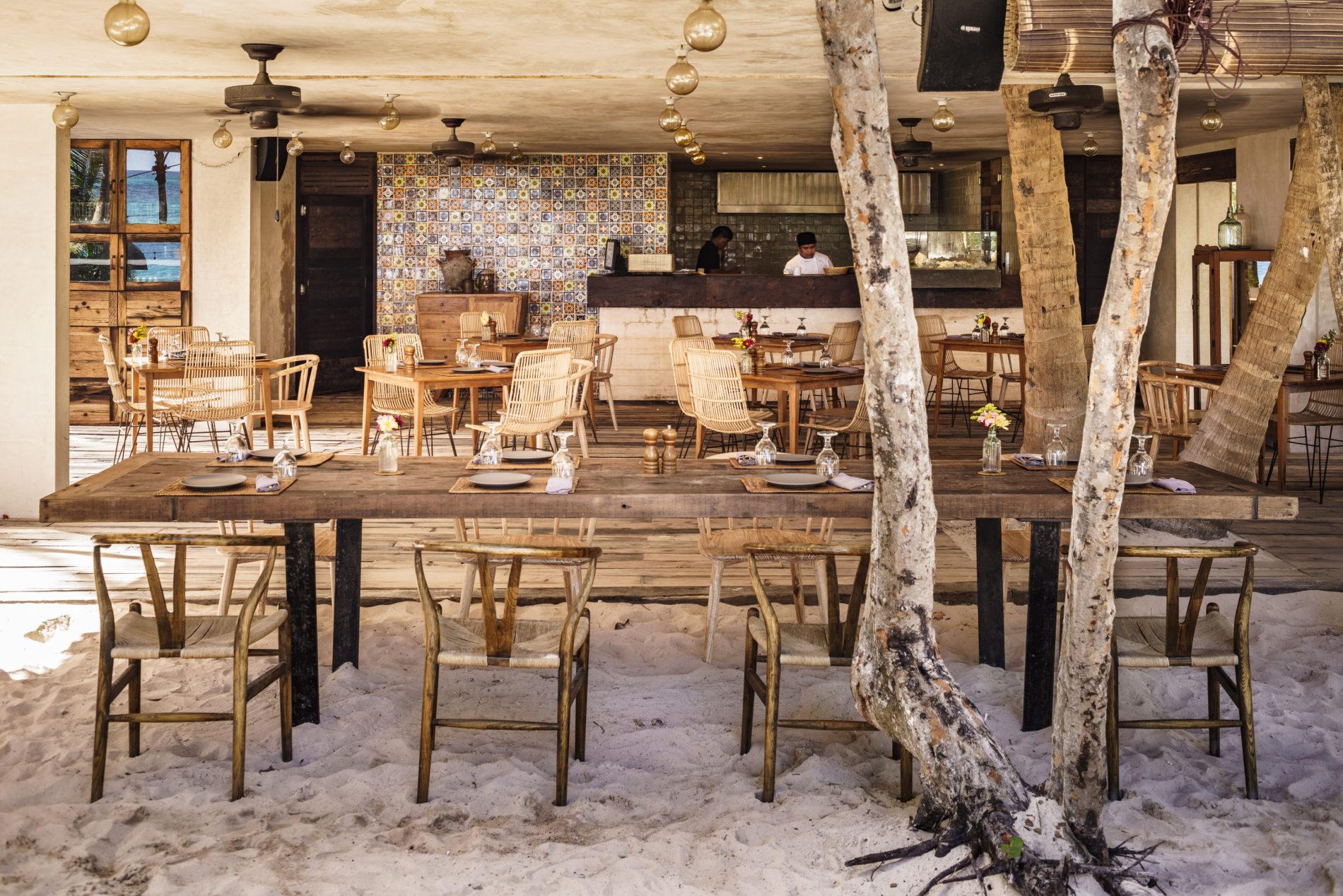 Cuisine Betulum Lifestyle Luxury Hotel Private Villas Spa